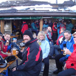 Ski travel group
