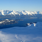 great views in alaska heli skiing packages
