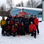 heli skiing in alaska is amazing
