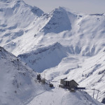 great scenery on our ski vacation packages to the italian alps