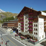 our four star hotel in cervinia, a part of our ski tour vacation package to the matterhorn