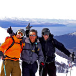 south american ski tour at bariloche, argentina.