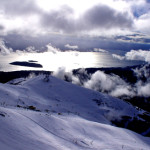 This is the view from the top of Bariloche, Argentina, site of one of our past ski vacations to South America.