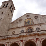 Pre trip to oiur ski tour to the Matterhorn is assisi italy.