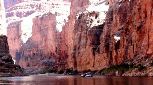 boat-in-canyon!