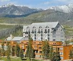 huntley lodge is our home for our ski tour package to big sky montana