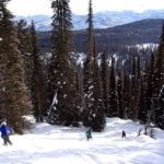 Brundage, Idaho offers great value and great skiing on our ski vacation package in februar 2014.