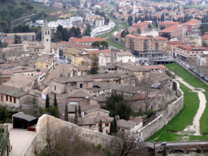 spoleto-ancient-walled-city