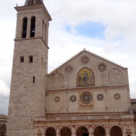 Assisi tour in March with Morningstar Ski Tours.