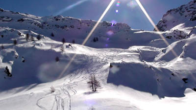 ski vacation ski week Italian european alps tours