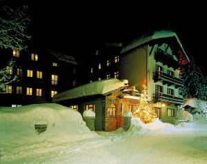 european alps ski holiday