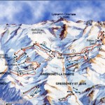 The Monte Rosa massif is all connected by a massive lift system.