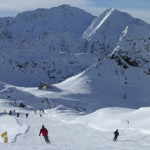 Monte Rosa skiing is GREAT intermediate and expert skiers.
