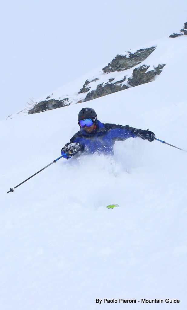 Doug lovin the powder... and life!