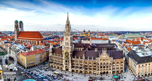The Rathouse in the old center of town is ground zero for your Munich exploration.