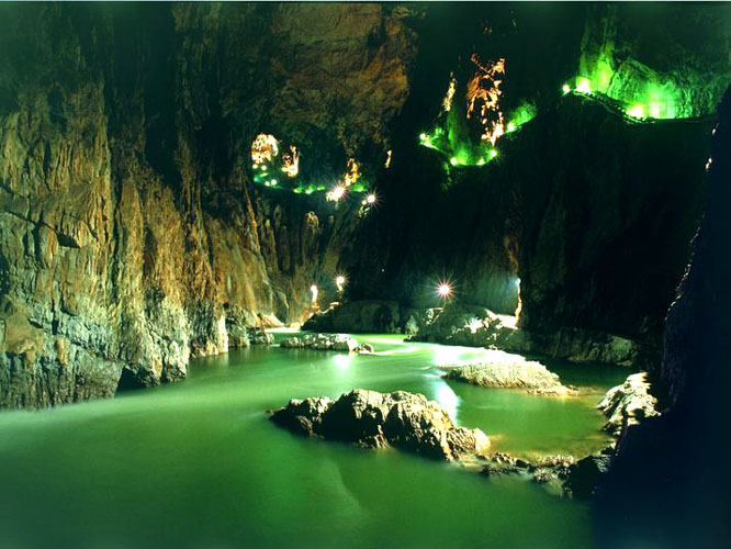Skocjan Cave is something that has to be seen to be believed.  We are going to check it out!