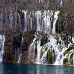 Plitvice Lakes National Park.