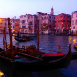 We started our tour from Venice. Not a bad start at all!