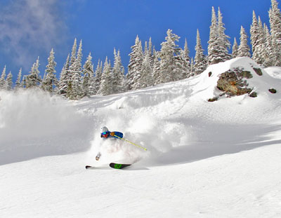It's supposed to be a great snowy winter in the Northwest. Let's hope for some of this!