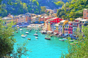 Portofino is the hub of the Riviera. It is full of people and yachts in the summer, but in spring it is uncrowded and relaxed. It is also less than 40 minutes from your hotel.