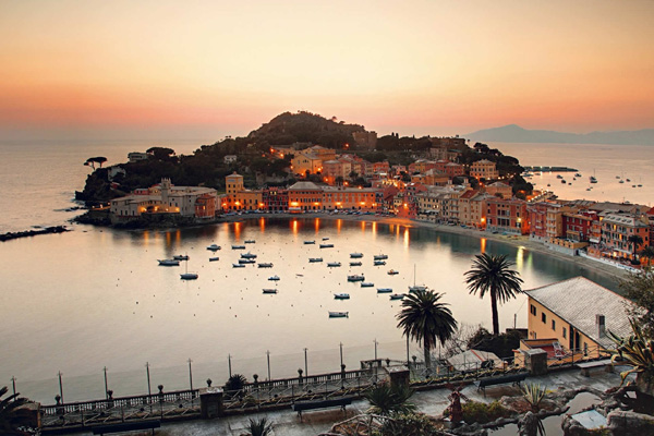 Sestri Levanti is the stunning village where our Hotel Miramare is. From here, everything in and around the Italian Riviera is within easy strking distance.