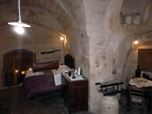 matera cave house 3