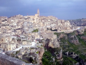 Ben Hur and Passion of the Christ were shot in Matera.