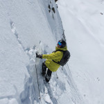 We found some real steep stuff... by accident!