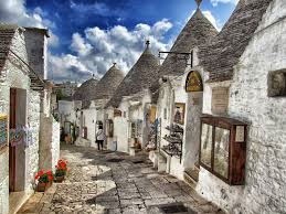 Alberobello is the trulli capitol of the world!