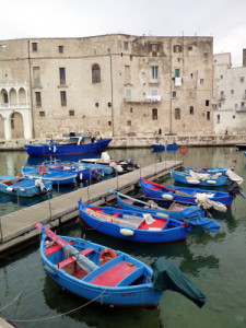 Monopoli is about as picturesque as it gets.
