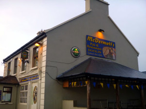 McDermott's Pub, site of Dan's short-vived pub carreer.